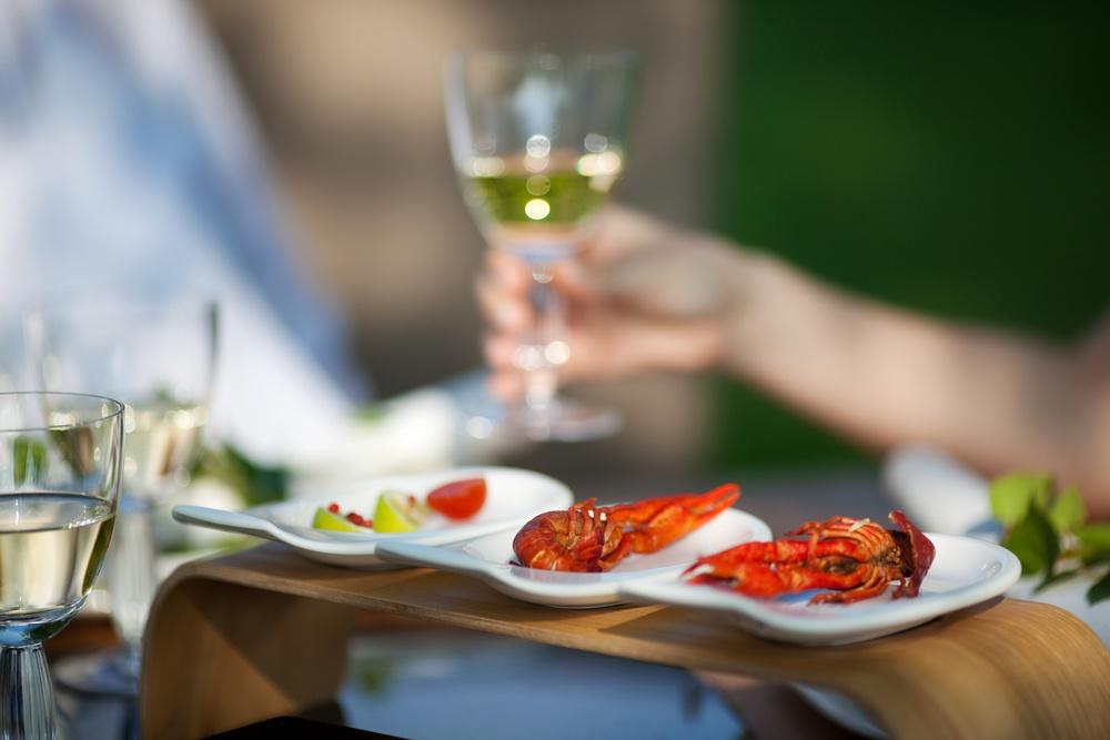 Closeup of crawfish on dining table outdoors-2.jpeg