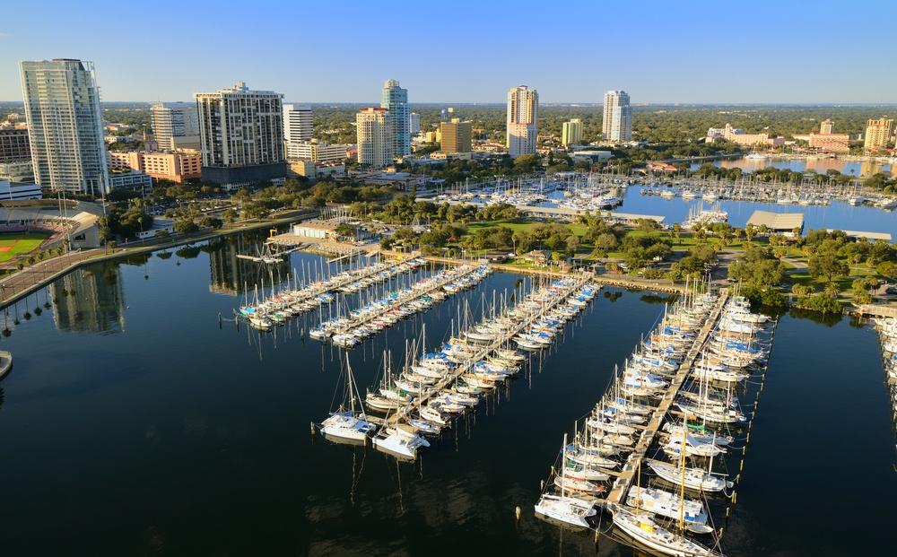 Aerial view of downtown St. Petersburg, Florida.jpeg